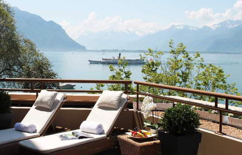 Royal Plaza Montreux - Hotel - 6