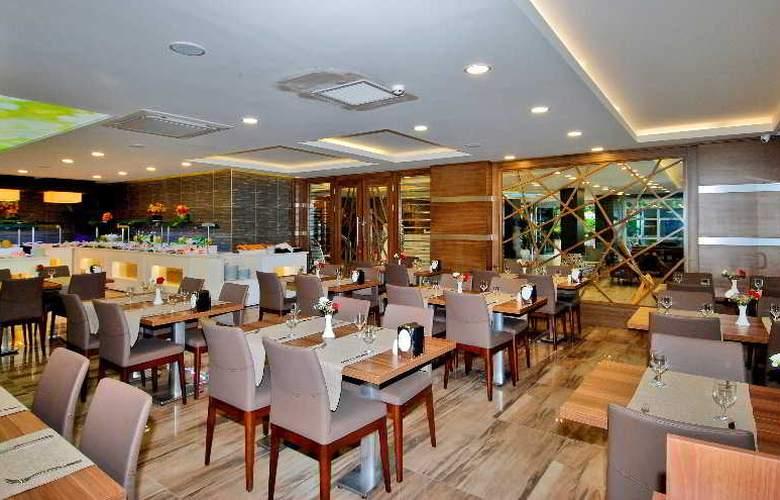 Kleopatra Ramira Hotel - Restaurant - 20