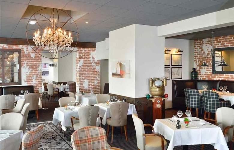 Cote Ouest Thalasso & Spa Les Sables d'Olonne - Restaurant - 76
