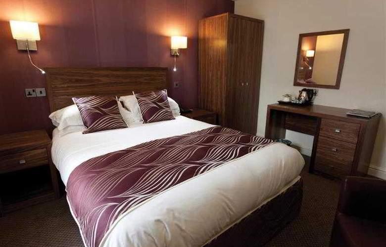 Best Western Mosborough Hall - Hotel - 103