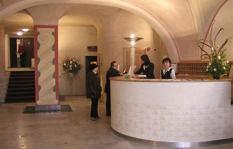 Best Western Hotel Meteor Plaza - General - 24