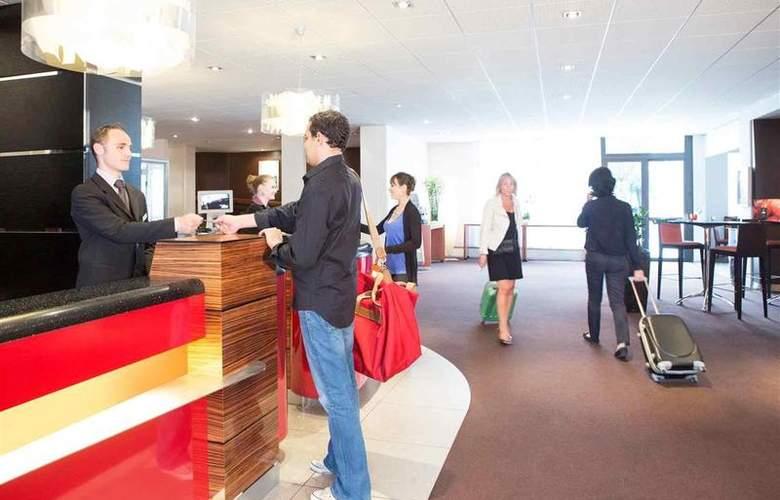 Novotel Bordeaux Aéroport - Hotel - 33