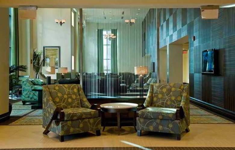 Hampton Inn & Suites National Harbor Alexandria Area - Hotel - 6