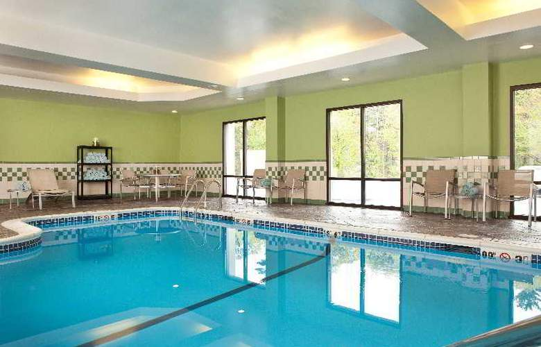 Boston Peabody Springhill Suites By Marriott - Pool - 4