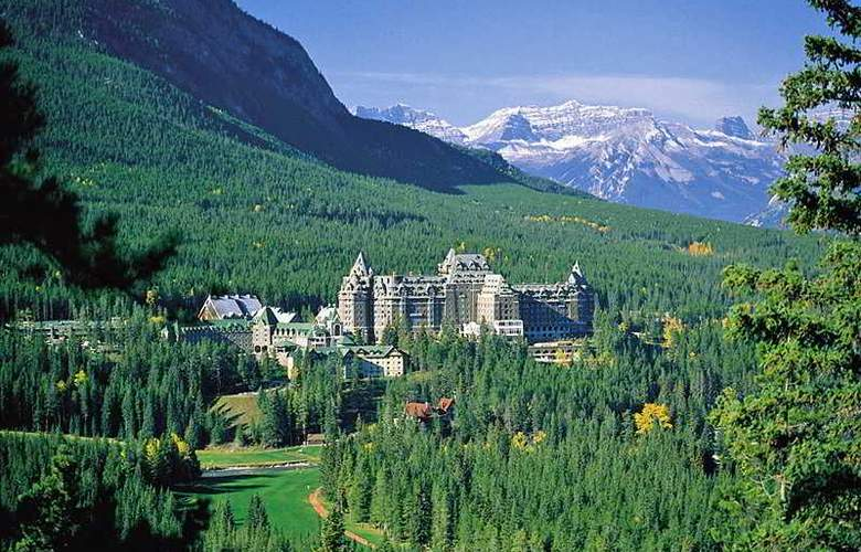 The Fairmont Banff Springs - Hotel - 0