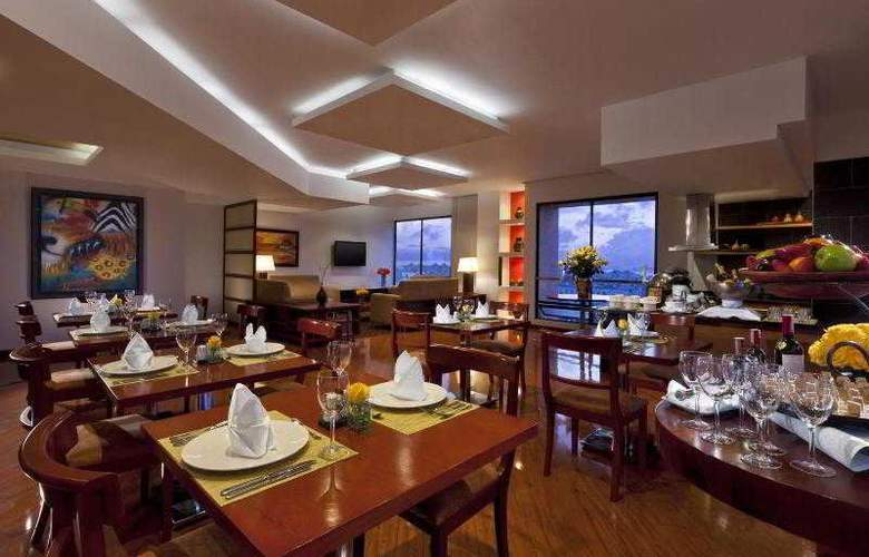 Sheraton Bogotá - Hotel - 10