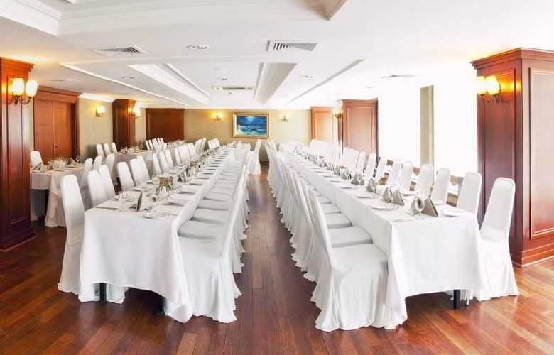 The Greenpark Hotel Taksim - Restaurant - 7