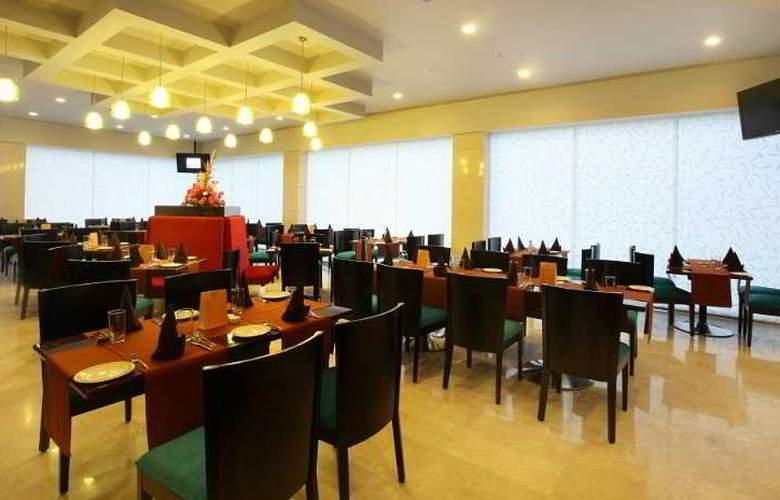 Noorya Hometel Pune - Restaurant - 11