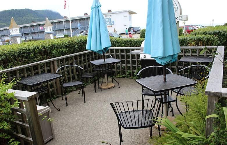 Inn at the Sea - Terrace - 2