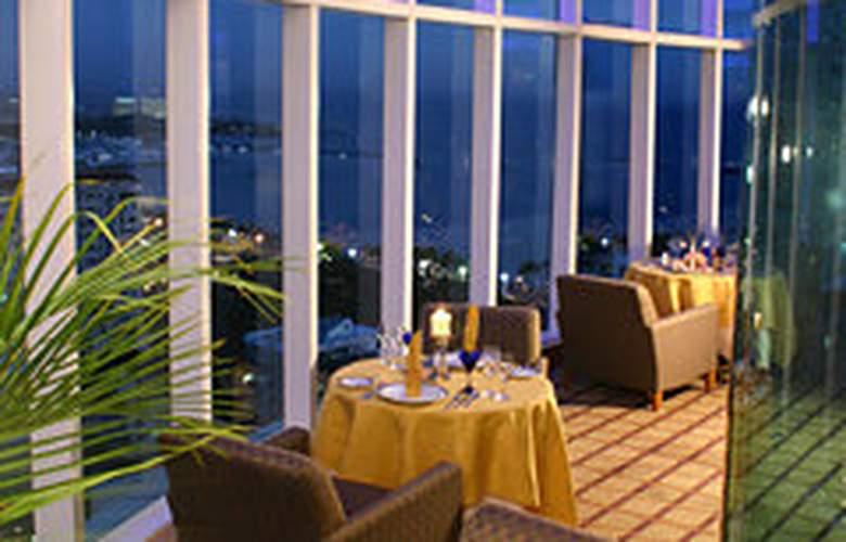 Pan Pacific Manila - Restaurant - 4