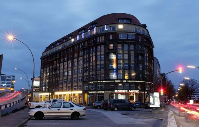 A&O City Hauptbahnhof Hamburg - General - 4