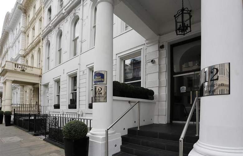 Best Western Mornington Hotel London Hyde Park - Hotel - 63