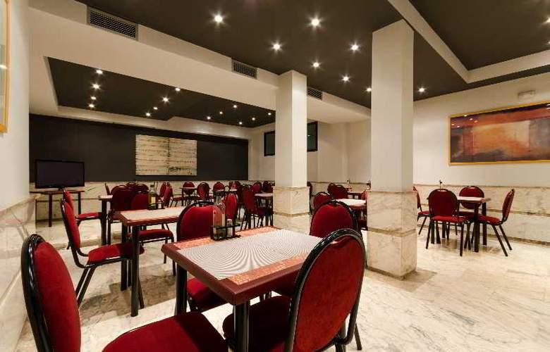 Conquista de Toledo - Restaurant - 23