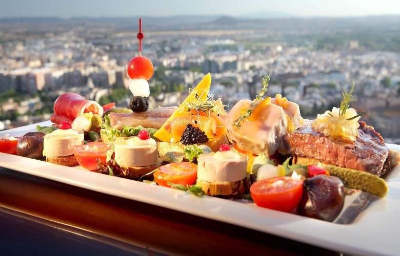 Alhambra Palace - Restaurant - 20