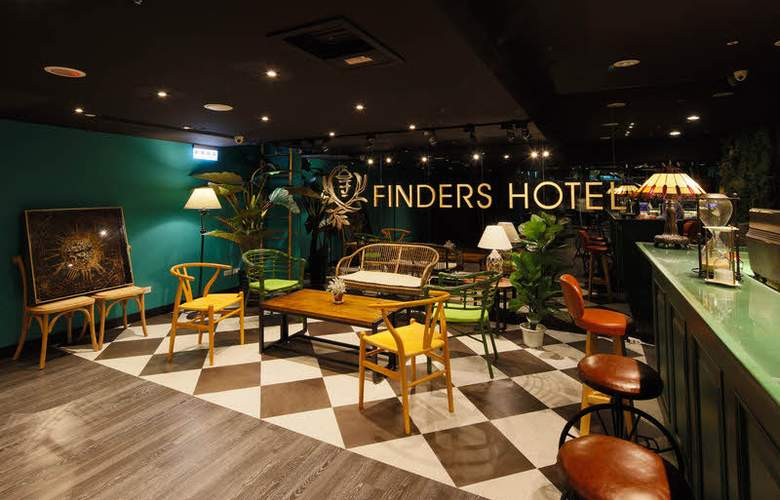 Finders - Hotel - 0