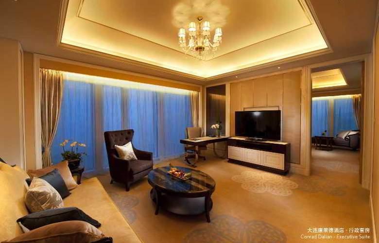 Conrad Dalian - Room - 27