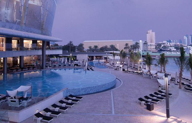 Jumeirah at Etihad Towers - Pool - 2