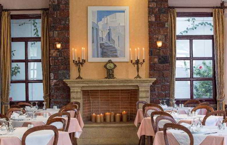 Veggera Hotel - Restaurant - 16