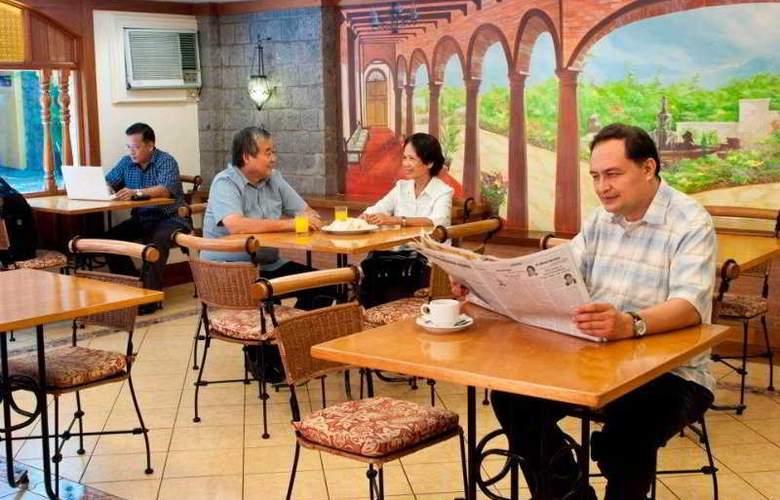 Pinoy Pamilya Hotel - Restaurant - 2