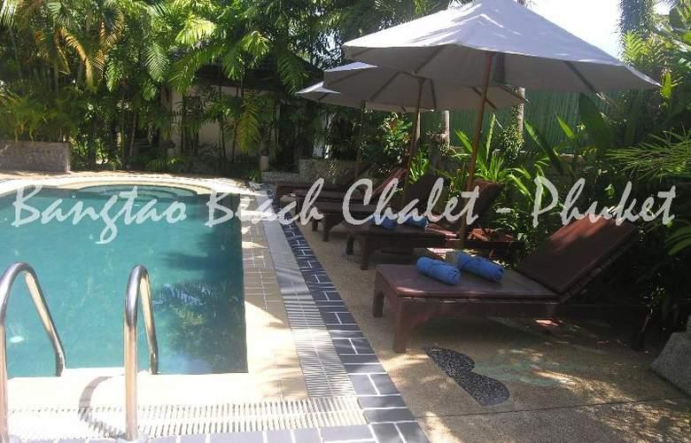 Bangtao Beach Chalet Phuket - Pool - 49