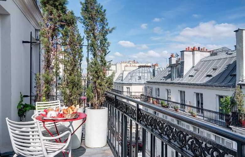 Joyce Hotel - Terrace - 8