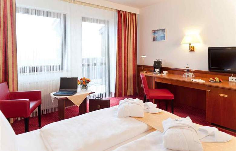Mercure Hotel Bad Duerkheim An Den Salinen - Room - 57