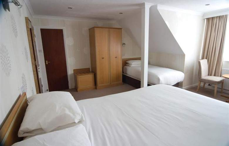 Best Western Cumberland - Room - 246