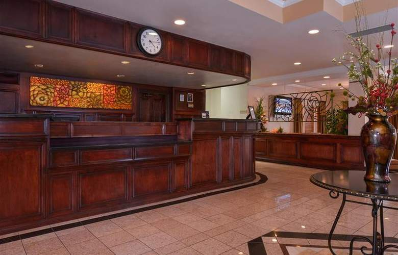 Best Western Tucson Int'l Airport Hotel & Suites - General - 100