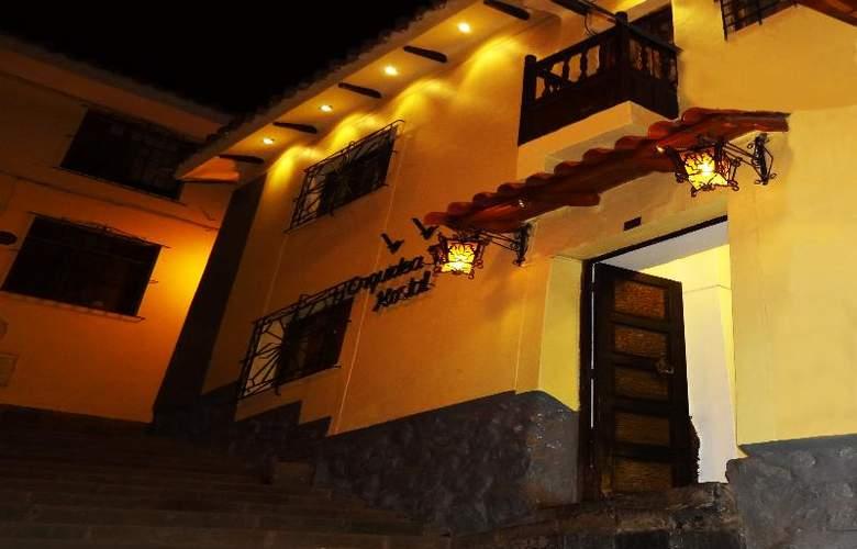 Orquidea Real Hostal - Hotel - 3