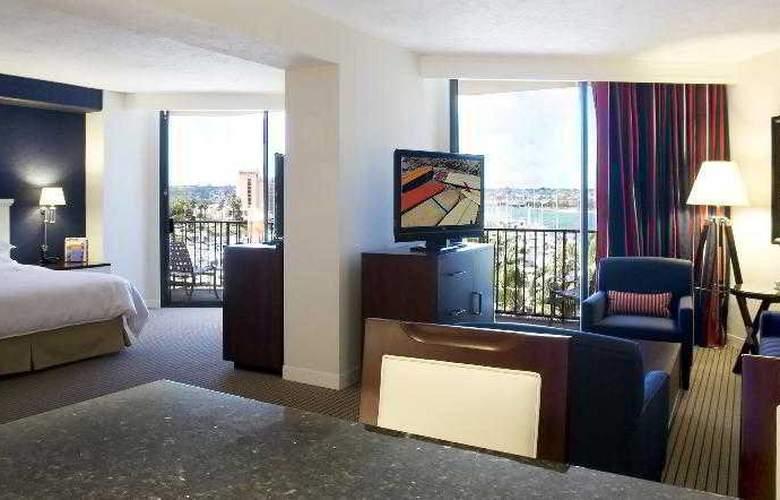 Sheraton San Diego Hotel & Marina - Room - 6