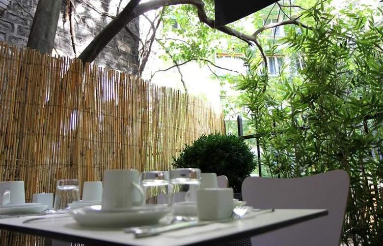 Best Western Hotel Le Montparnasse - Restaurant - 92