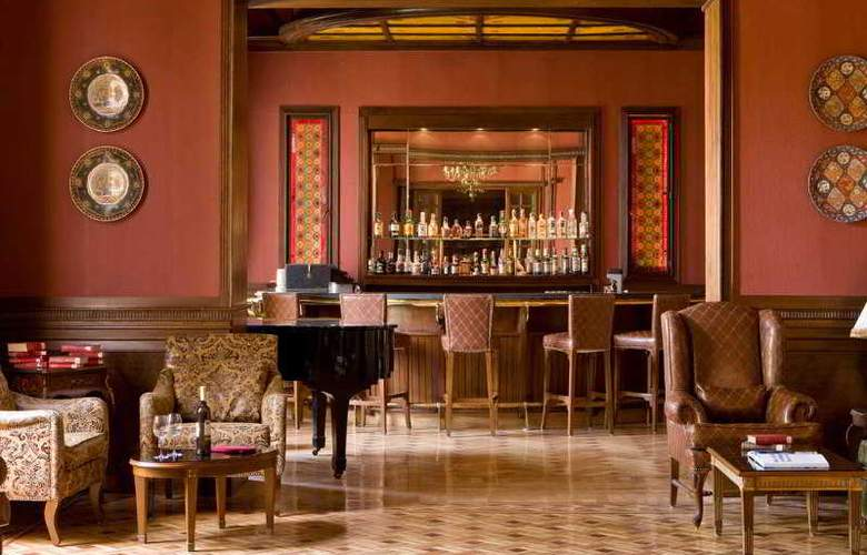 Sofitel Winter Palace Luxor - Bar - 11
