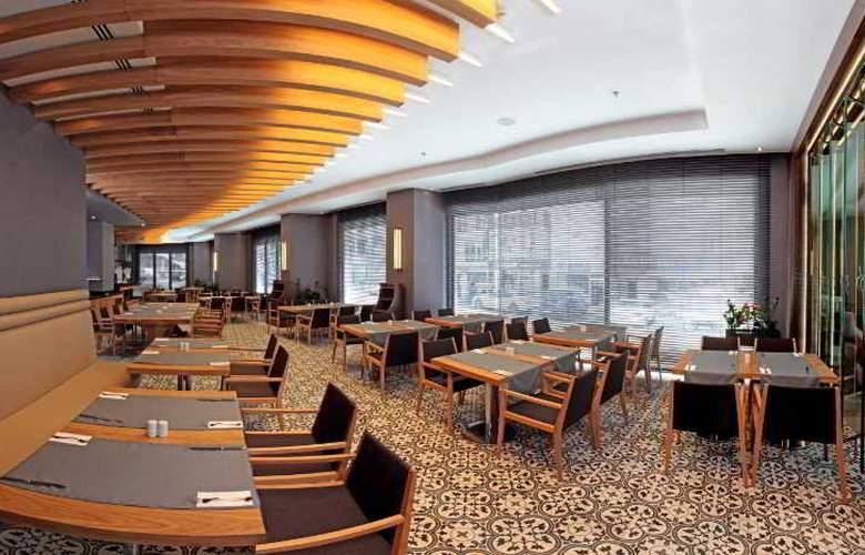 Istanbul Dora Hotel - Restaurant - 16