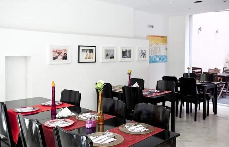 Art Suites - Restaurant - 3