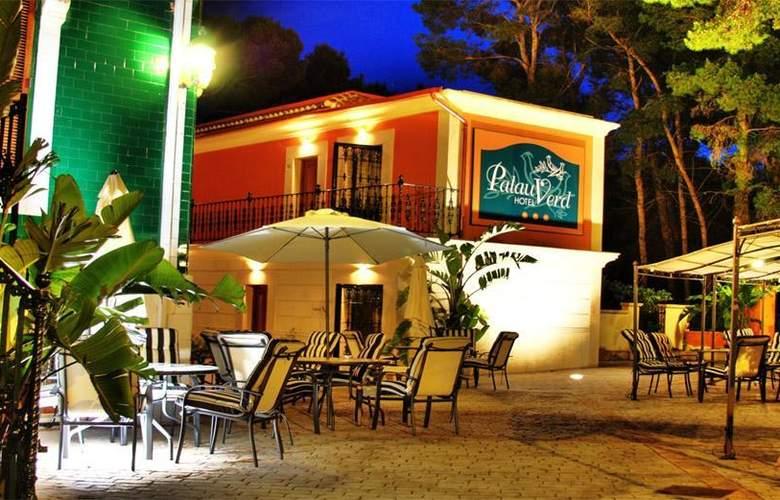 Palau Verd - Hotel - 0