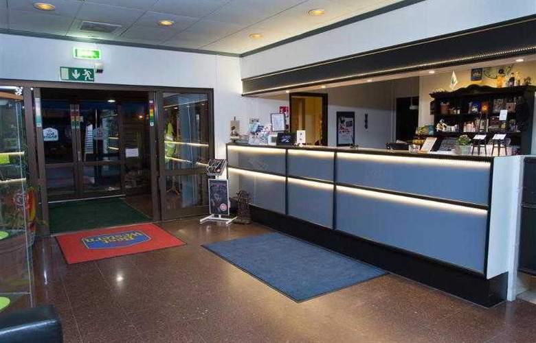 BEST WESTERN Hotell SoderH - Hotel - 23