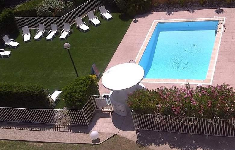 Best Western Marseille Bonneveine Prado - Pool - 23