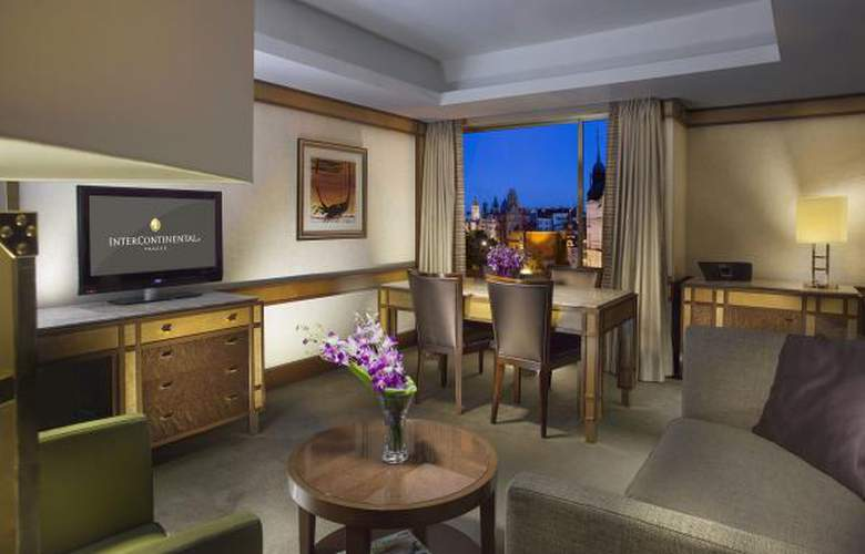 InterContinental Prague - Room - 7