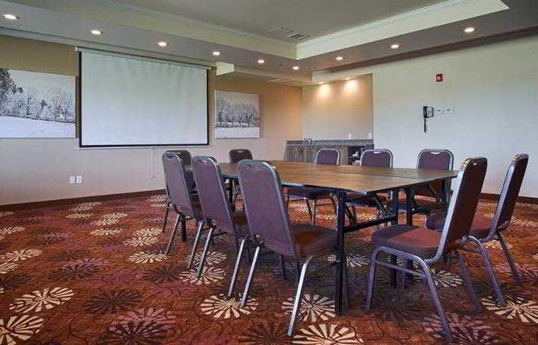 Best Western Plus Camrose Resort & Casino - Conference - 5