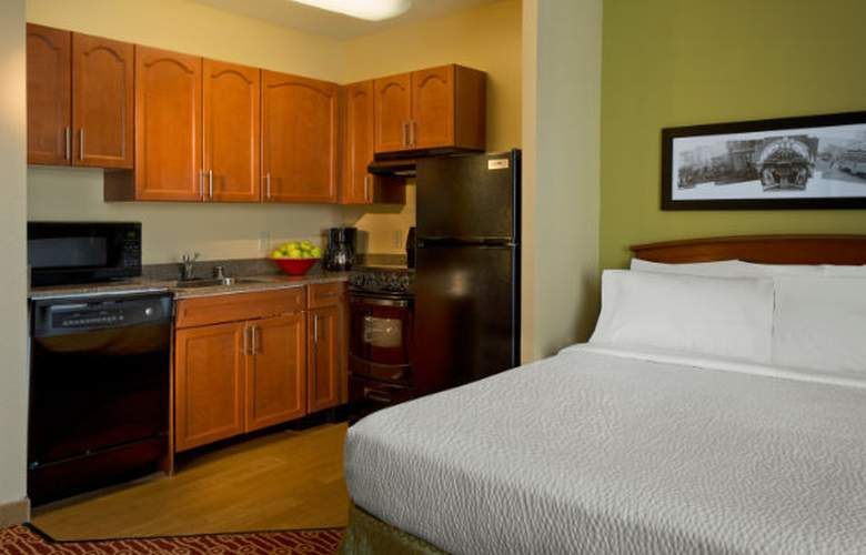 TownePlace Suites Denver Downtown - Room - 5
