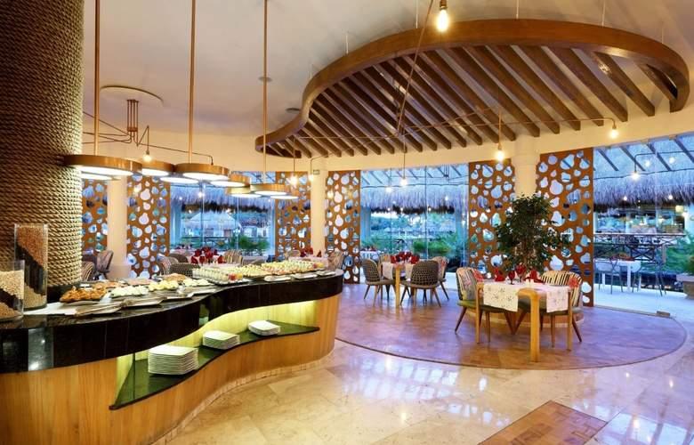 Grand Palladium Colonial Resort & Spa - Restaurant - 39