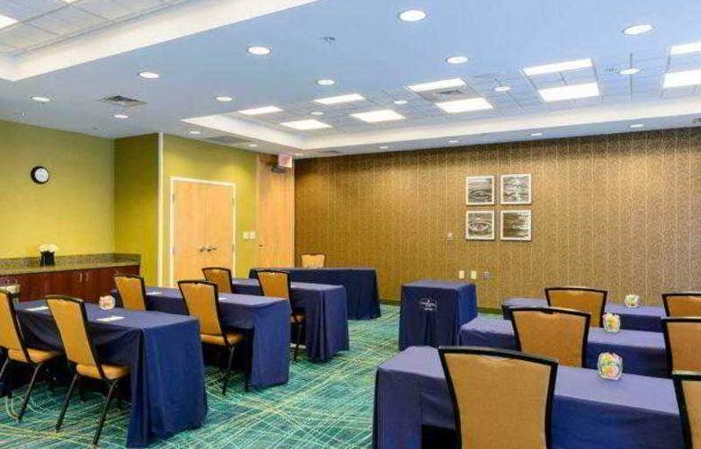 SpringHill Suites Hagerstown - Hotel - 5