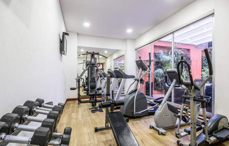NH Bogotá Pavillon Royal - Sport - 6