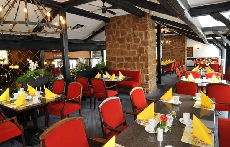 Best Western Leoso Hotel Leverkusen - Restaurant - 3