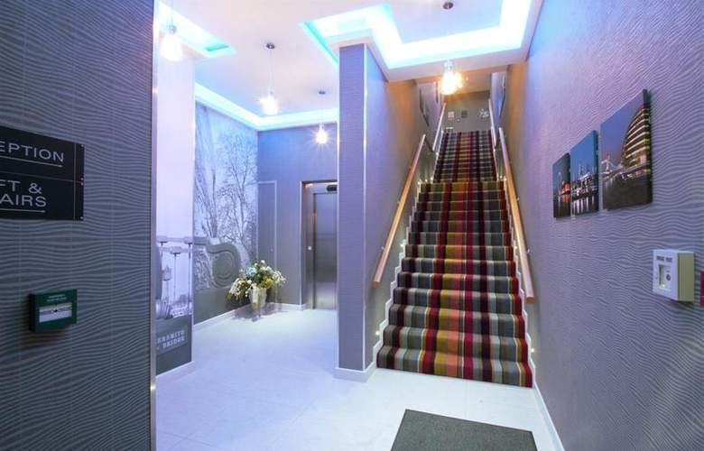 Best Western Plus Seraphine Hotel Hammersmith - Hotel - 67