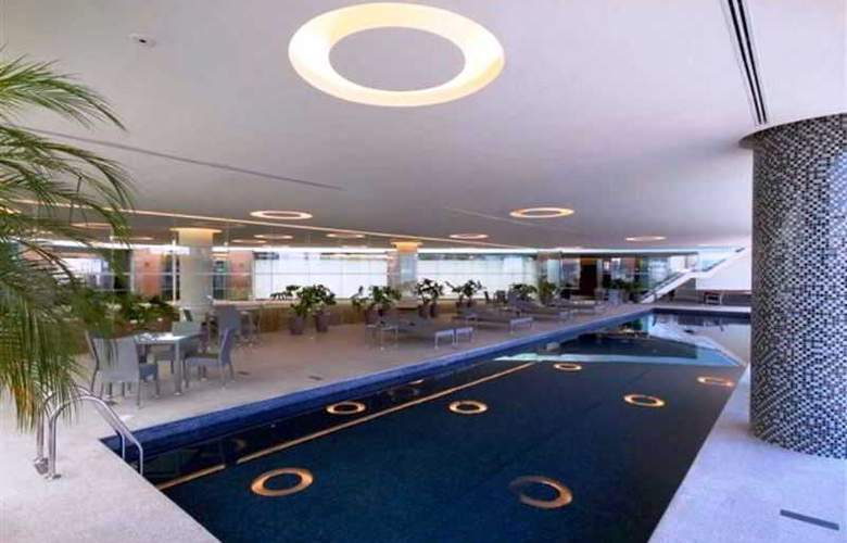 Plaza Suites Mexico City - Pool - 18