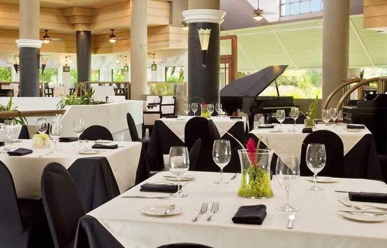 The Westin St. John Resort & Villas - Restaurant - 90