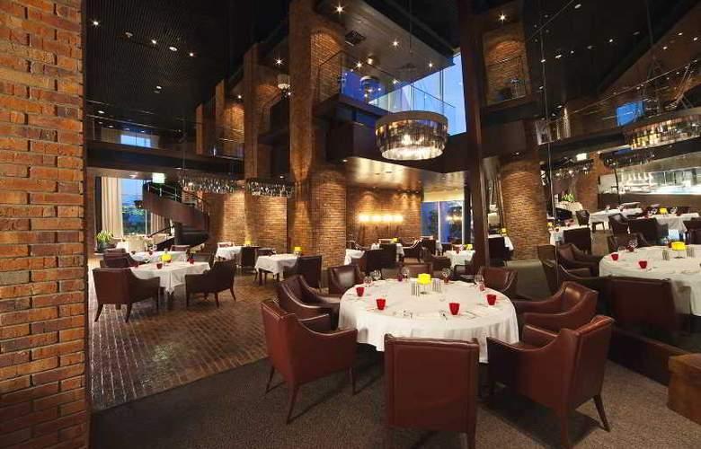 Raffles Dubai - Restaurant - 17