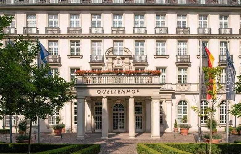 Pullman Aachen Quellenhof - Hotel - 58