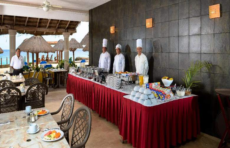 Playa Azul Golf Inclusive - Restaurant - 27